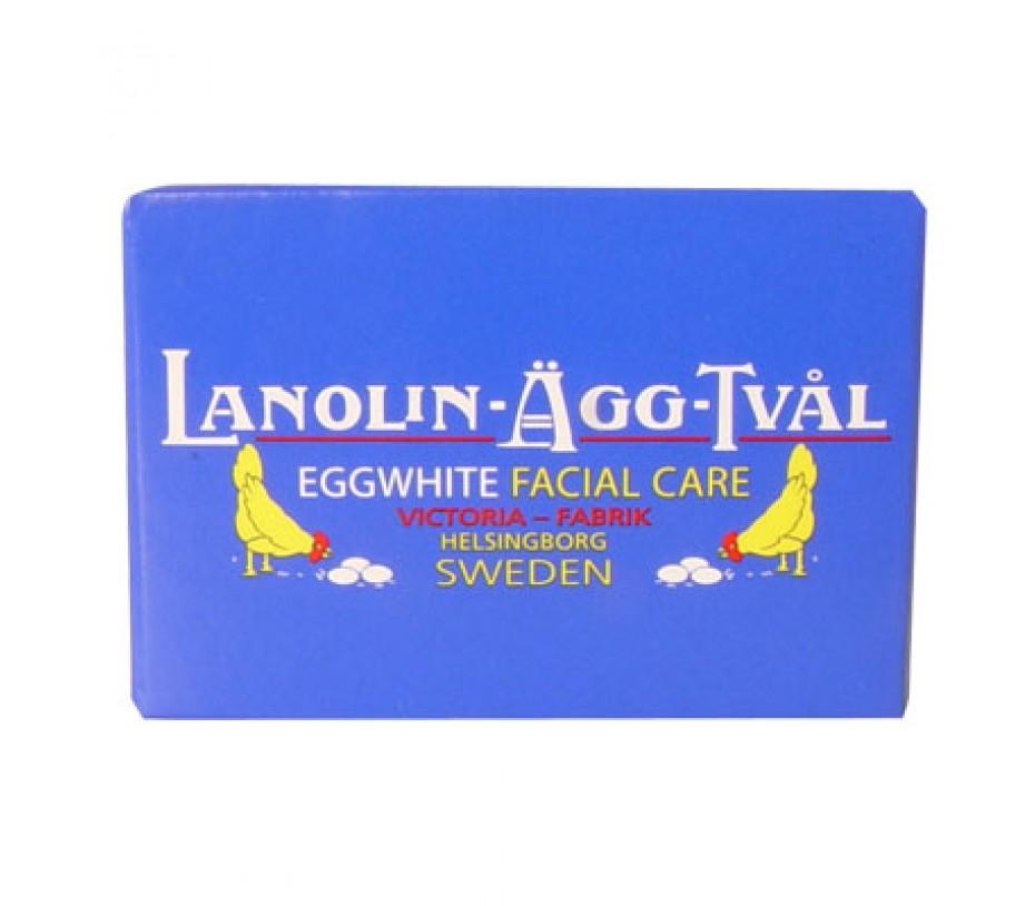 خرید عمده صابون جوانسازی لانولین Eggwhite ویکتوریا
